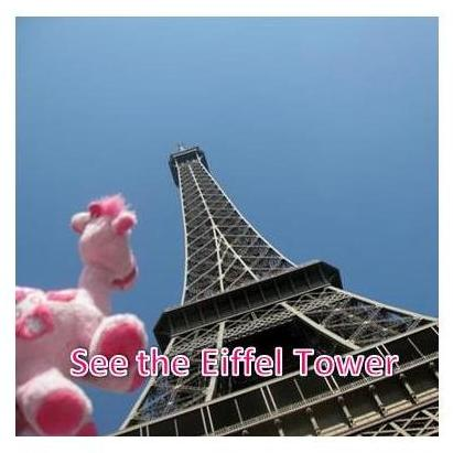 See the Eiffel Tower~