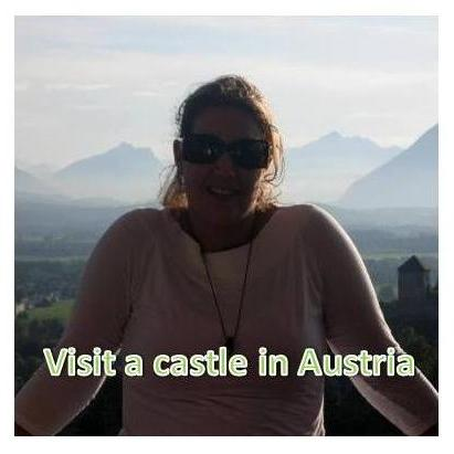 Visit a castle in Austria~